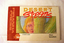Desert Streams or Miriam's Search for Divine Bliss (1989, Piranha Press) FP VG