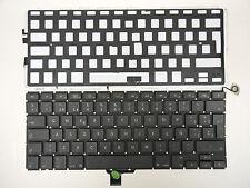"Spanish Keyboard & Backlit for MacBook Pro 13"" A1278 2009 2010 2011 2012 Unibody"
