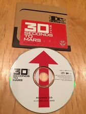 30 Seconds To Mars - s/t 2002 Advance Promo CD cardsleeve thirty alice in chains