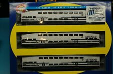 Athearn Metrolink 10th Anniversary Set HO Scale [DCC & Sound Ready]