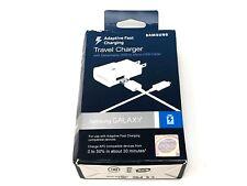 Samsung SAMEP-TA20JWEUSTA OEM Adaptive Fast Charging Wall Charger for Samsung...