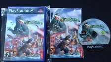 GODZILLA SAVE THE EARTH - PS2 PLAYSTATION - PAL ESPAÑA - COMPLETO
