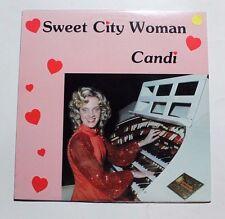 CANDI Sweet City Woman LP Minx Rec. KM-7067 US SEALED M PRIVATE PRESS 4F