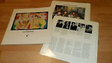 FRANKIE GOES TO HOLLYWOOD -WELCOME TO THE PLEASUREDOME (RARE G'FOLD 2 X LP) FGTH