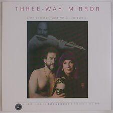 THREE WAY MIRROR: Flora Purim, Joe Farrell AUDIOPHILE Reference Recordings LP NM