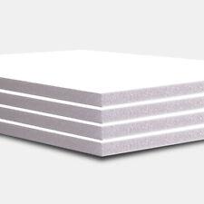 A1 FOAM BOARD 5MM (10 SHEETS) NEW FOAM CORE WHITE CFC AND ACID FREE HIGH QUALITY