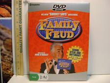 NIB 2009 FAMILY FEUD DVD Game Brand John O'Hurley Family Game  imagination