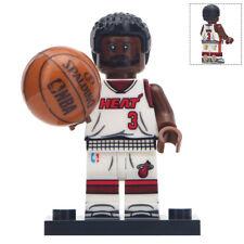 NEW SET 4Pcs LEGO NBA Basketball Player Michael Jordan Sport Minifigures Blocks
