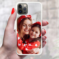 PERSONALISED Custom PHOTO Phone Hard Case Cover For iPhone 11 12 Mini 12 Pro Max