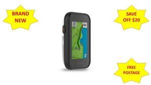 Garmin Approach G30 Golf GPS Unit -Black/White -Handheld Touch Screen