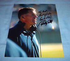 UCONN Huskies Coach Randy Edsall Signed Autographed 8x10 Photo Maryland