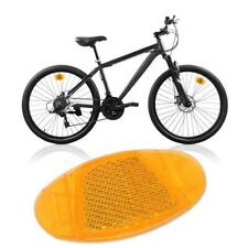 Secure Bicycle Reflector Front Rear Wheel Reflector Bike Warning Tail Light