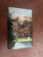 1905 postcard - View in Studley Park - Ripon  Yorkshire