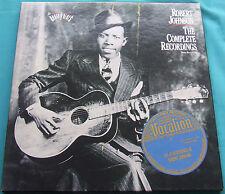 Robert Johnson x3 Vinyl Boxset 1990