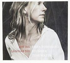 Ebba Forsberg - Ebba Forsberg Sjunger Tom Waits [New CD] Holland - Import