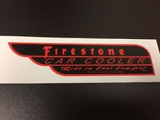 Firestone Chevy Pontiac Cadillac Buick VW 36 37 39 40 41 42 47 48 49 50 51 Blk