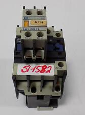 TELEMECANIQUE MAGNETIC CONTACTOR LC1 D32 W/AUXILIARY CONTACT LA1 DN 11