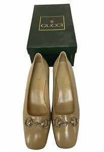 Vintage Gucci Shoes Never Worn Size 8B