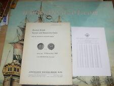 Schulman, Jacques. Amsterdam.1968-11 (248)-Ancient Greek, Roman Byzantine Spring