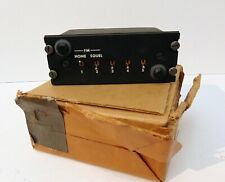 Military Aircraft Radio Switching Panel, Control Head, Fm, New, LaPointe Ind.
