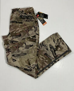 Under Armour Men's STORM Barren Camo Mid Season Hunting Pants Size Medium *NEW*