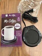 Mr Coffee Mug Warmer Cup Heater Beverage Heating Plate Office Desktop