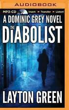 NEW The Diabolist (The Dominic Grey Series) by Layton Green
