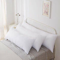 Non-Allergenic Bolster Pillow Cushion Long Body Support Orthopedic Pregnancy