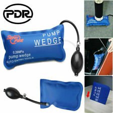US Rectangle Inflatable Air Pump Wedge Doors/Window Shim Car Alignment Hand Tool