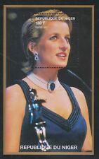 LADY Diana 1997 Foglietto.MNH**