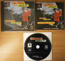 ACTUA GOLF (PAL) - SONY PLAYSTATION PS1