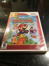 Super Paper Mario Nintendo Selects Nintendo Wii Video Game New Sealed