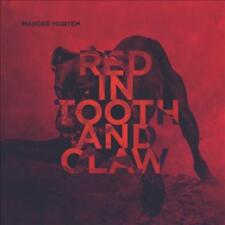 MADDER MORTEM RED IN TOOTH AND CLAW NEW VINYL RECORD