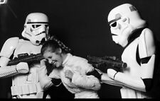 NEW 6 X 4 PHOTOGRAPH BEHIND THE SCENES MAKING OF STAR WARS 11