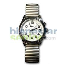 Reloj de Pulsera Parlante Hora Automática (Unisex)