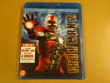 2-DISC BLU-RAY + DVD / IRON MAN 2