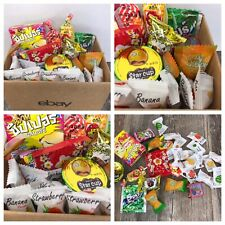25 Piece Asian Candy Box Thai Japanese Chinese Snacks Candy Chocolates And More!