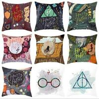 Harry Potter Pillow For Home Decor Waist Cushion Cover Hogwarts Pillow Cases