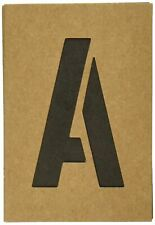 HY-KO Products ST-3 Number & Letter Stencils, 3 INCH, Tan