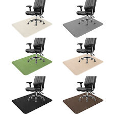 Large Office Home Desk Chair Mat Carpet For Hardwood Floor Scratches Protector