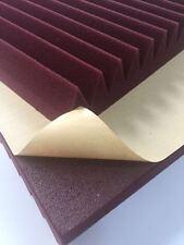 Excellent Sound insulation Glue Acoustic Foam Treatment Sound Proofing 6 PCS