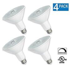 OptoLight PAR38 LED [Lot of 10 Bulbs] 2700K 12W =90W Soft White - Dimmable