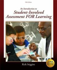 Introduction to Student-Involved Assessment for Learning, An (5th Edition) Stig