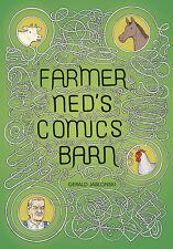 Farmer Ned's Comics Barn Gerald Jablonski Fantagraphics