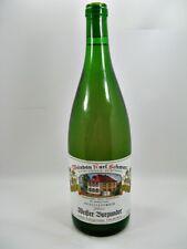 Alter Wein - Jahrgang 2002 weißer Burgunder 1 Lit (Nr714)