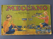 manuel Meccano no 2  1946