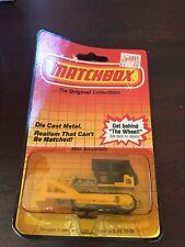 "MB 64 Bulldozer - Matchbox ""The Original Collectibles"" Mfg.83"""