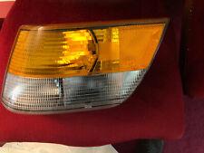 SAAB 900 87-94 Left Front Corner Light Turn Signal DRIVERS 9556093 C900 RARE OEM