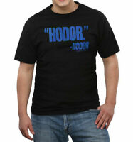Game Of Thrones HODOR T-Shirt NWT Licensed & Official