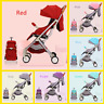 Baby Stroller Landscape Yoya Plus 3 Folding Portable Mom Pink Stroller Pushchair